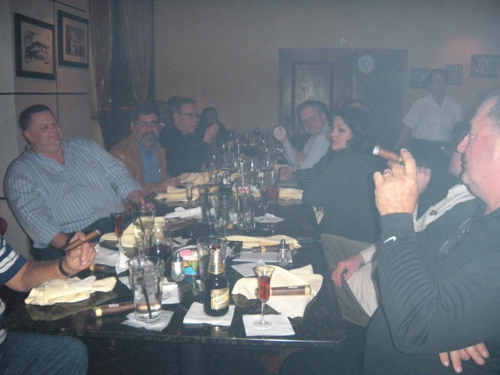 Cigar Dinner 11-03-10 003
