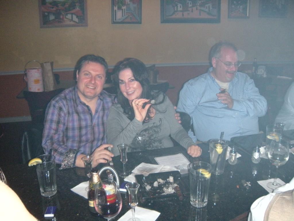 Cigar Dinner 11-03-10 010