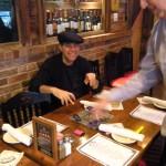 Cigar Dinner - Saltgrass - 03-29-12 008
